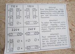Magnétophone Grundig TK 341