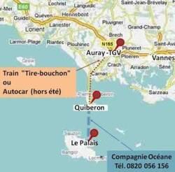 La Beauté du Geste - Stage Belle-Île-en-mer Descriptif