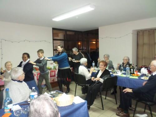 Une soirée du 31 Décembre en petit comité