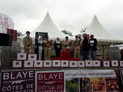 Marathon des Vins de Blaye - Samedi 13 mai 2017