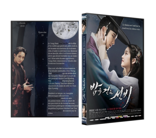 Scholar Who Walks the Night / 밤을 걷는 선비