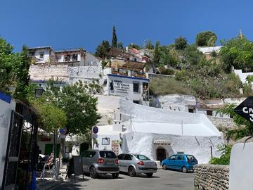 Grenade - quartier Sacromonte