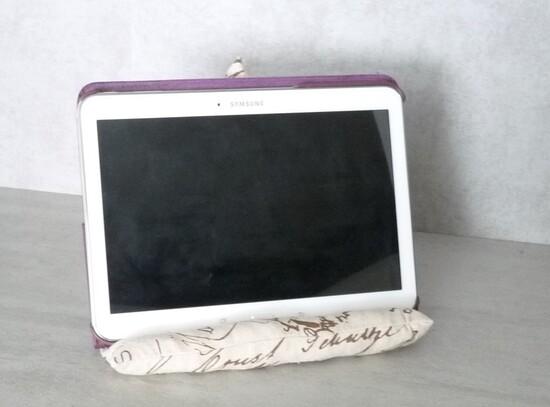 Mon berlingot porte-tablette