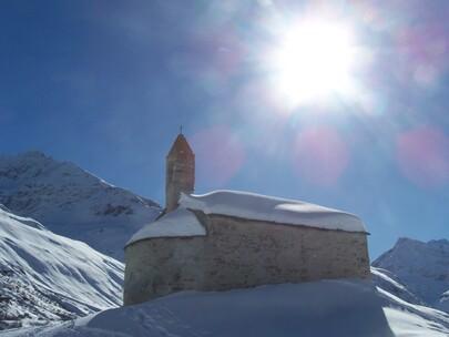 Chapelle de l'Ecot