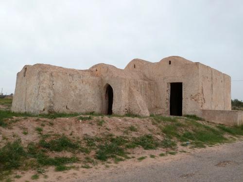 Trés ancienne maison Djerbienne