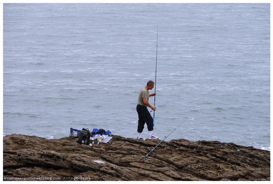 Pêcheurs sur la côte de Jade