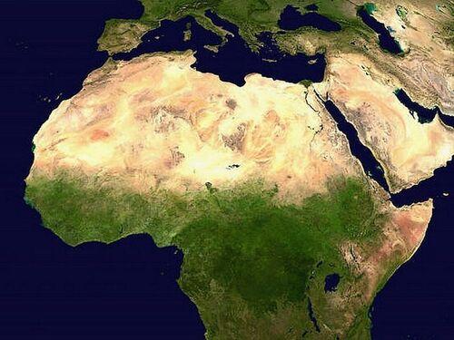 Le Sahara verdoyant tous les 20000 ans - Planète Terre Origines de la Vie