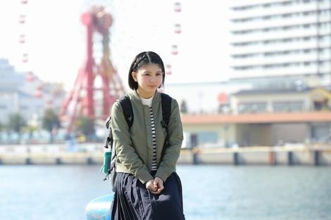 Models Collection : ( [HUSTLE PRESS] - |2017.02.24| Feature / Hazuki Sakamoto/坂元葉月 ( Wa-Suta/わーすた ) : 故郷に銅像立てたいにゃん(仮) )