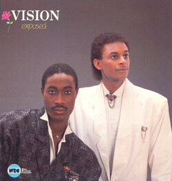 Vision - Exposed - Complete LP