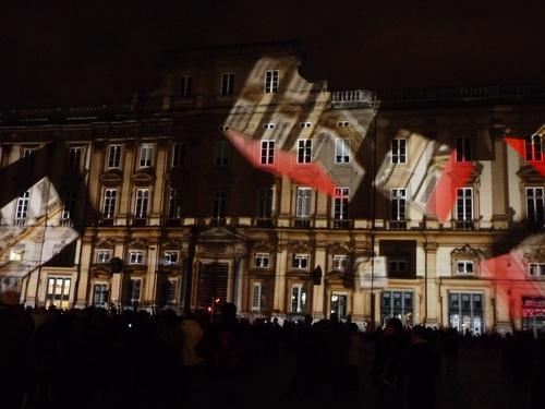 Lyon , les illuminations 2011
