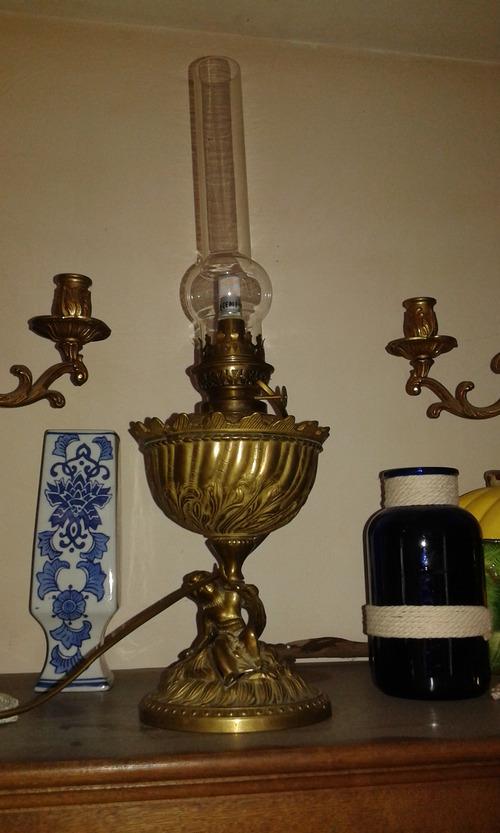 Deux jolies lampes