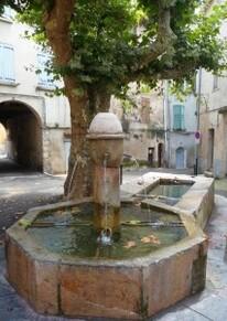 BARJOLS les fontaines (2)