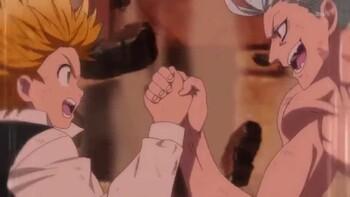 Anime: Nanatsu no taizai