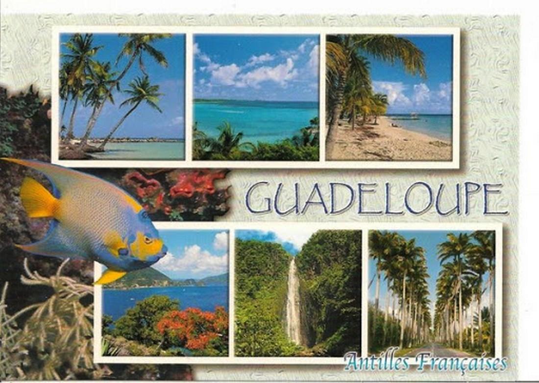 Le 10 mai : La Guadeloupe !!!