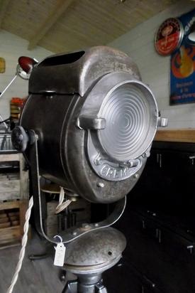 Projecteur Cremer O'Range Metalic 2
