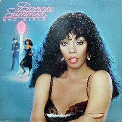 Donna Summer - Bad Girls - Complete LP