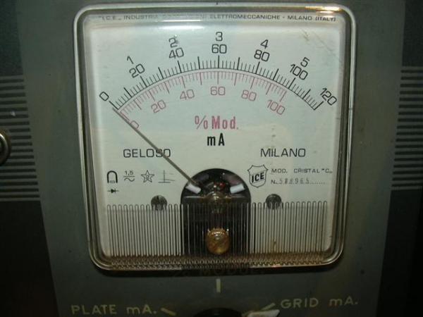 s metre
