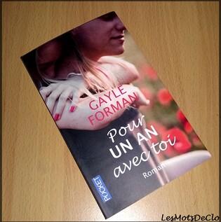 Chronique n°64 - Pour un an avec toi