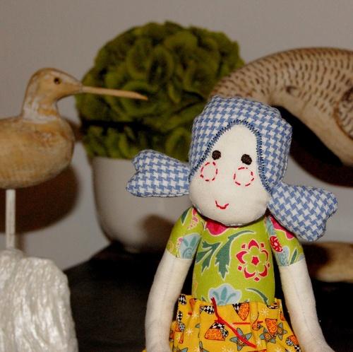 Il était une fois... Tilly la poupée