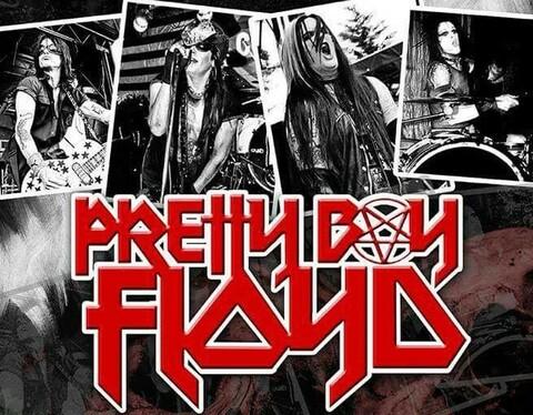 PRETTY BOY FLOYD - Les détails du nouvel album ; titre en écoute