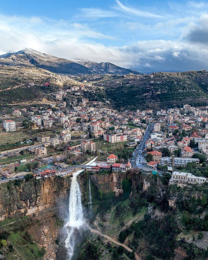 Éclipsée par la Guerre en Syrie, la Beauté du Liban se dévoile en Photos à couper le Souffle