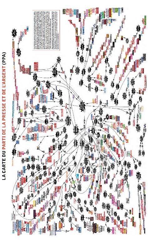 La PIEUVRE (ou carte du PPA)