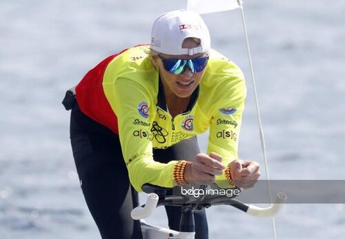 The Riviera Water Bike Challenge 2018