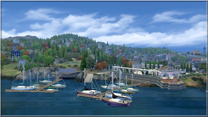Voyage Sims