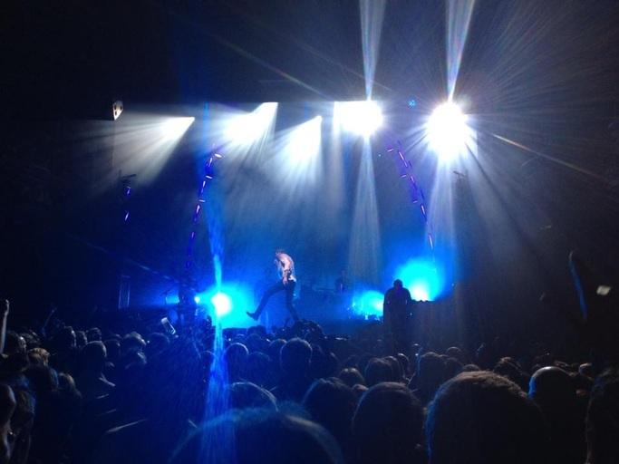 Live Report : concert de Suede à La Cigale (11 novembre 2013)
