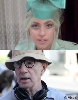 Lady Gaga dans un film de Woody Allen ?