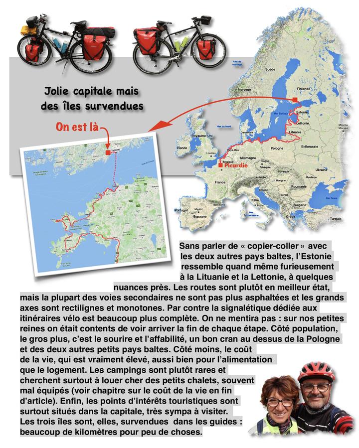 - 2018 - Vélo Tour Nordique / 6
