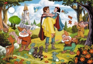 Snow White - Hidden objects