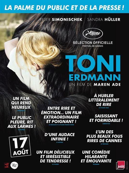TONI ERDMANN (TEASER VOST) de Maren Ade - Le 17 août 2016 au cinéma