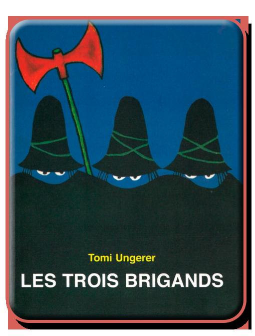 album Les trois brigands