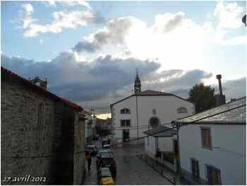 (J23) Melide / Arzua 27 avril 2012