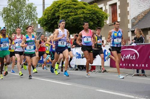 ASFI: Championnat de France du 10km à Langueux