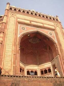 Inde Rajasthan (20) Fatehpur Sikri - Agra (1)