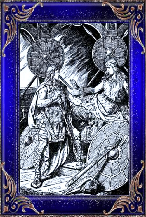 sigurd et brynhild