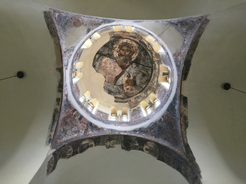 Agora - église des saint Apotres