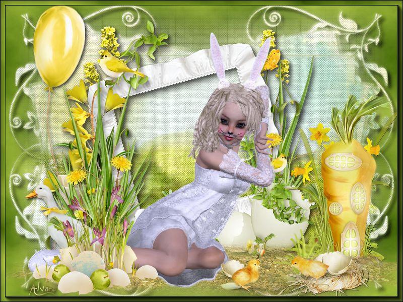 """Joyeuse pâques"""