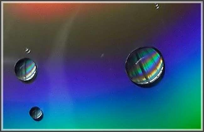 Billes de cristal