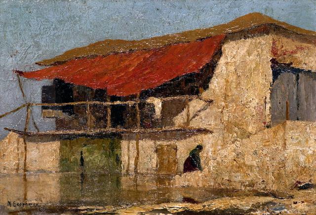 Michalis Economou, un impressionniste grec de l'Entre-deux-guerres