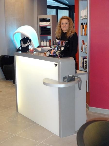 Le salon de coiffure Zora a pris des couleurs !