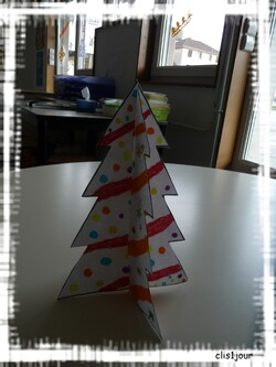 Sapin de table