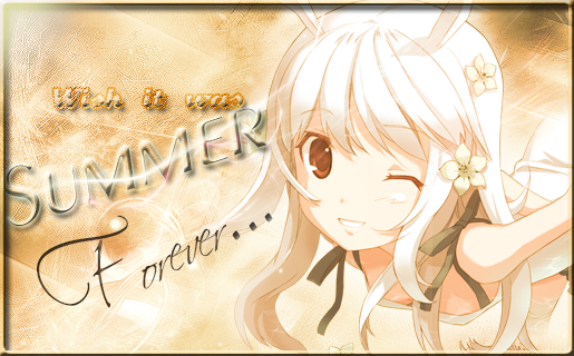 Concours n°~ / Concours Summer 2013 : Nesumi