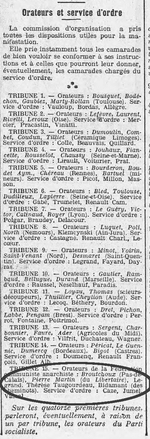 Organisation meeting Pré-Saint Gervais, 12 juillet 1913, cliquer pour agrandir