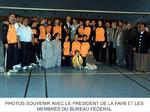 2008-2009 (GSP ex MCA) Volley-ball Feminin Championne d'Algérie