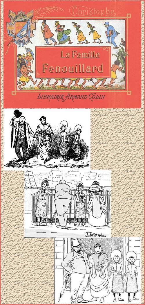 Le grand Almanach de la France : Christophe-Georges Colomb, scientifique et dessinateur