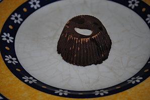 Chocolat au coeur coulant cerise (ou mon chérie sans alcool)
