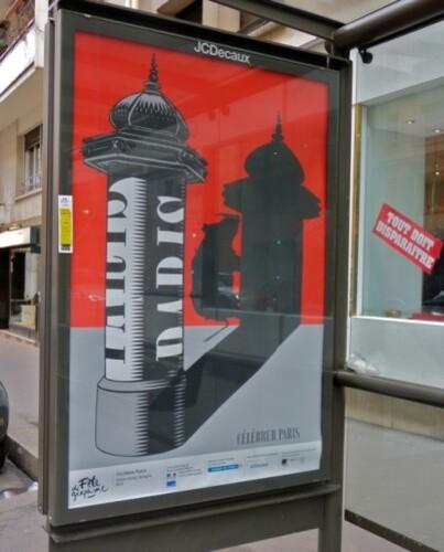 affiche Fête du graphisme Paris Orosz 70822